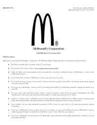 mcdonalds cashier job description resume sample sample responsibilities cashier resume sample pdf