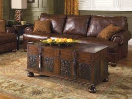 room vintage chest coffee table: ashley mckenna storage chest coffee table t  sdjpg