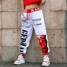 New Pattern <b>Fashion</b> Doodle Easy <b>Leisure Time</b> Pants   Girls harem ...