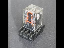 how to operate relay omron mkp vac how to operate relay omron mk2p 220vac