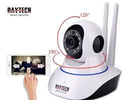 Best Price <b>DAYTECH 2MP</b> IP Camera 1080P Wi-Fi Wireless ...