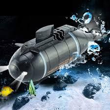 HUImiai Wireless Remote Control Submarine Model ... - Amazon.com