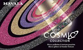 <b>Mavala</b> International — <b>Cosmic</b> Collection