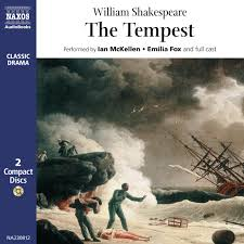 tempest the unabridged naxos audiobooks