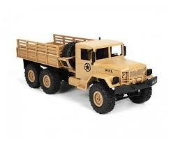 Грузовик <b>WL Toys Military</b> Truck B-16 1:16 41 см — купить по ...