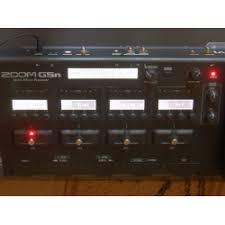 Отзывы о <b>Гитарный процессор</b> эффектов <b>Zoom G5n</b>