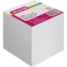 🤑 Блок-кубик <b>Эконом</b> запасной 8 х 8 х 4, белый will not