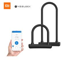 <b>Xiaomi yeelock Intelligent</b> U <b>Lock</b> sliding door Car Motorcycle Bike ...