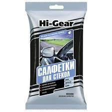 <b>Салфетки для стёкол Hi</b>-Gear 20 шт, HG5606N — купить в ...