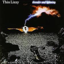 <b>Thin Lizzy</b> - <b>Thunder</b> and Lightning - Reviews - Encyclopaedia ...