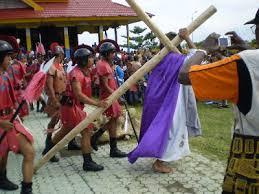 Image result for Yesus melawan kejahatan harus dilawan
