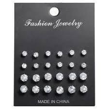 Выгодная цена на <b>Fashion jewelry</b> earrings price — суперскидки ...