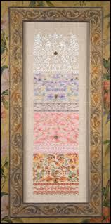 JN201 Harmony • Heirloom Counted Thread Cross Stitch ... - Just Nan