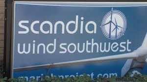job opportunities open thanks to new wind farm kfda scandia wind southwest the company developing the new turbines says the process is has