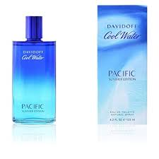 Davidoff Cool Water Pacific Summer Edition Eau de ... - Amazon.com