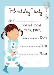 printable birthday invitations coloring kids printable birthday invitations 2