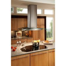 series vent hood: charming kitchen interior decor with nice steel broan