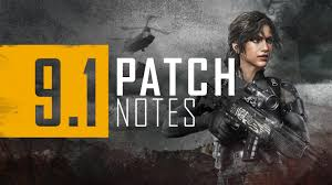 Console Update 9.1 – Patch Notes - PLAYERUNKNOWN'S ...