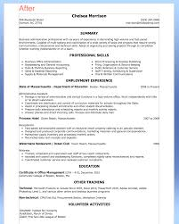 resume for administrative assistant job | Template resume for administrative assistant job
