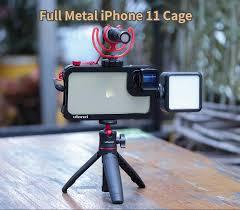 <b>Ulanzi</b> 17 мм видео металлическая клетка для iPhone 11 Pro Max ...