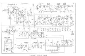 old radio informationadmiral  r  televison  chassis  t    v   schematic  admiral  a    b    c television and optional am fm