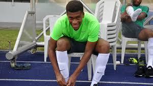 Iwobi Confirms England Approach After Nigeria Debut