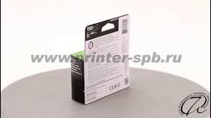 <b>Картридж HP 950XL</b> (<b>CN045AE</b>) black - YouTube