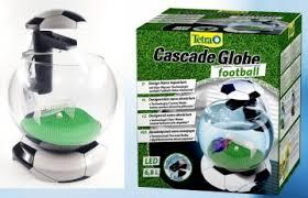 <b>Аквариум Tetra Cascade Globe</b> Football 6.8 Ограниченная серия ...