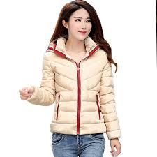 Online Shop <b>2019</b> New basic Jacket Women <b>Autumn Winter</b> Short ...