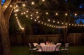 backyards string lights and lights on pinterest backyard party lighting