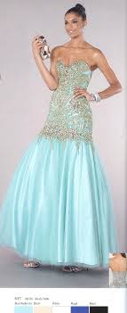 Fitted Bodice Dress Prom Dresses Evening Alyce Paris Br Long Gown