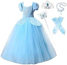 Romy's Collection <b>Princess Cinderella</b> Special Edition Blue Party ...