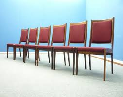 For sale: Set of <b>6</b> Rosewood <b>Dining Chairs</b> by Karl Erik Ekselius for ...