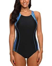 Women's <b>Athletic Swimwear</b> | Amazon.com