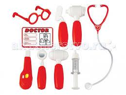 <b>Игровой</b> набор доктора Doktor Set <b>Pilsan</b> — купить в Москве в ...