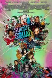 <b>Suicide squad</b>