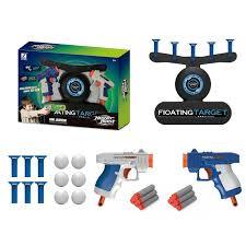 Blasters & Foam Play USB Rechargeable <b>Electric</b> Hover <b>Shooting</b> ...