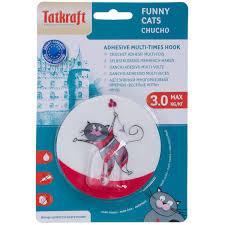 <b>Крючок Funny Cats</b> в Владивостоке – купить по низкой цене в ...