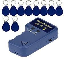 Windfally <b>RFID</b> Reader Writer,<b>RFID Copier Handheld 125khz RFID</b> ...