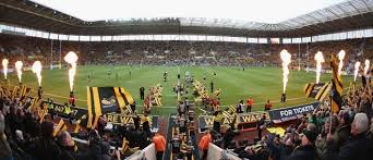 Ericsson <b>inks</b> small cell deal for <b>Ricoh Arena</b> stadium   TelecomLead