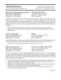 example of federal government resume template example of federal government resume