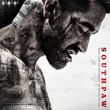 <b>Movie</b> Soundtracks – <b>Southpaw</b> Soundtrack Tracklist & Cover Art ...