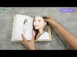 [Unboxing] IZ*ONE 아이즈원 - <b>Oneiric Diary</b> (<b>Oneiric</b>/<b>Diary</b>/3D ...