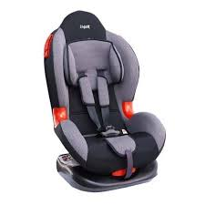 """Детское <b>автомобильное кресло SIGER</b> """"<b>Кокон</b>"""" серый, <b>1-7</b> лет, 9 ..."""