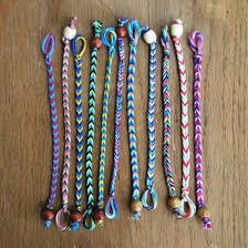 How-to :: <b>Three</b>-<b>color</b> fishtail pattern friendship bracelets - fast | <b>Diy</b> ...