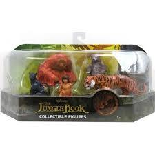 <b>Набор</b> Книга джунглей, 5 фигурок в блистере - <b>Just Play</b> - 23210