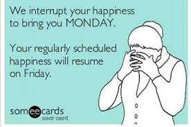 Image result for monday blues