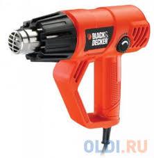Фен технический <b>Black</b> & <b>Decker KX2001</b>-QS 2000Вт — купить по ...