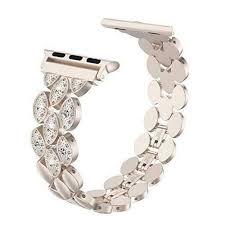 for Apple <b>Watch Band</b> Luxury Design Air-<b>Corn</b> Wristband ...