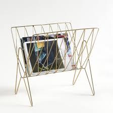 <b>Подставка</b> для журналов niouz латунь <b>La Redoute</b> Interieurs | La ...